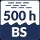 Résiste au Brouillard salin (500h)