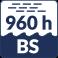 Résiste au Brouillard salin (960h)