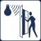 OUI - détection ouverture/fermeture des portes