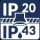 IP20/43